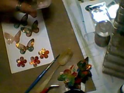 Handmade Butterfly Tutorial, Part 2 - Jennings644