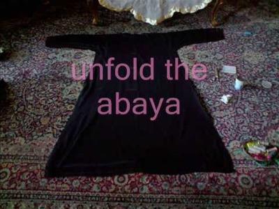 How i made my abaya summary