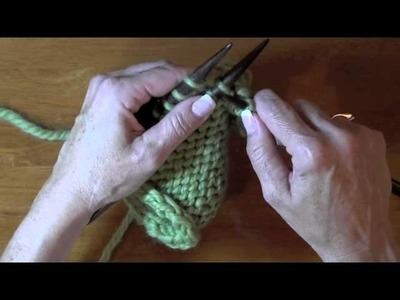 How to do a 3 Needle bind off