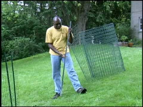 How To Install Garden Fencing
