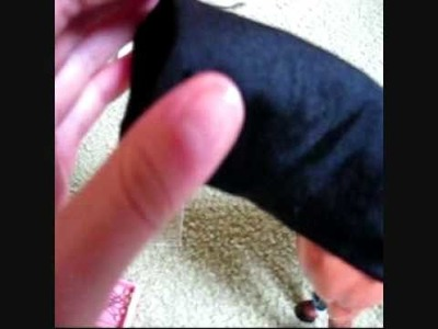How To Make A Breyer Snuggy Hood