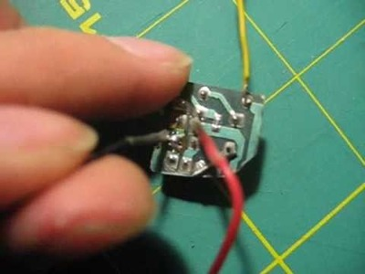 How to make a Mini Transformer Circuit (500+ Volts. mini taser)