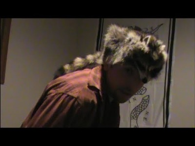 How to Make a Mountain Man Coon Skin Hat:  Wilderness Outfitters of the Appalachians