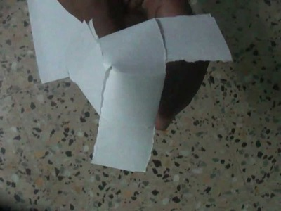 How to make a Simple working paper fan.paper windmill