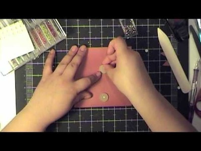 How to Make a String and Button Envelope