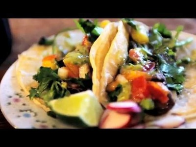 How To Make Mexican Tacos de Lengua