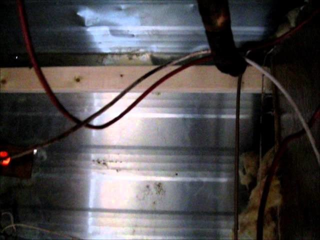 How to repair water damage inside a camper or RV, wood and frame repair.