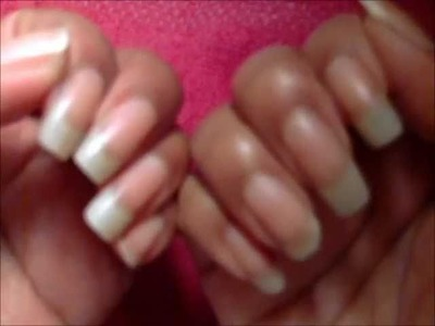 How to Whiten Yellow Nails FAST!