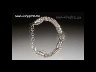 Jewelry Made with the Coiling Gizmo