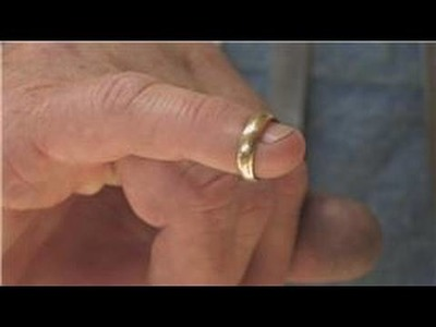 Jewelry Making : How to Keep a Ring From Turning Your Finger Green