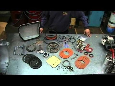 Part 5: Parts needed for Race Torqueflite Rebuild