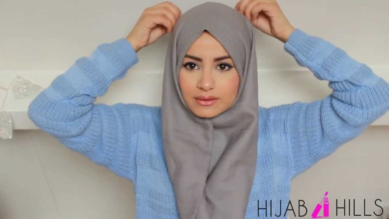 Quick and Simple Hijab Style!
