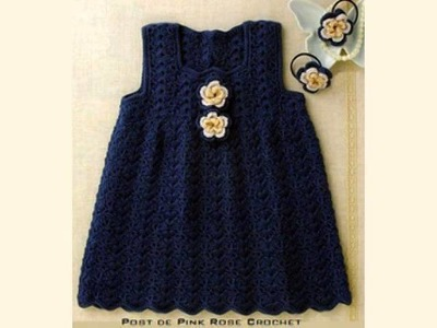Sedona Baby Dress Pattern