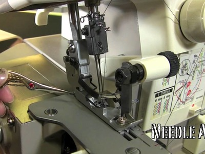 Serger Basics: Tools and Key Parts to Start