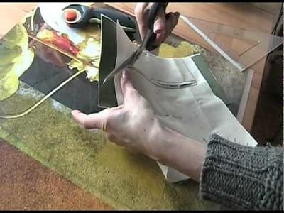 Sewing Tutorial 1: Inner Zipper Pocket
