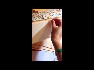 Tall File Folder Mini Album Tutorial