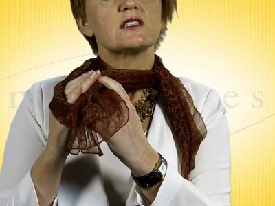 Tip #20 - The Scarf Trick   Helen Robinett   Image Quest