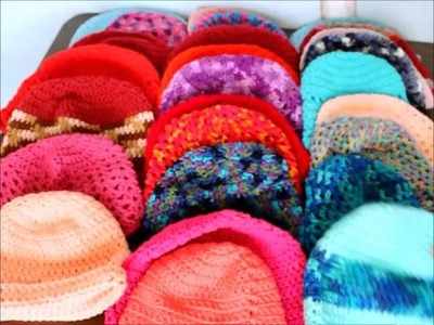 Update on Hat & Scarf Orphanage Drive- More donations to share with you.