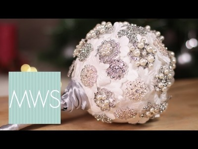 Wedding Brooch Bouquet | Maid At Home S4E3.8