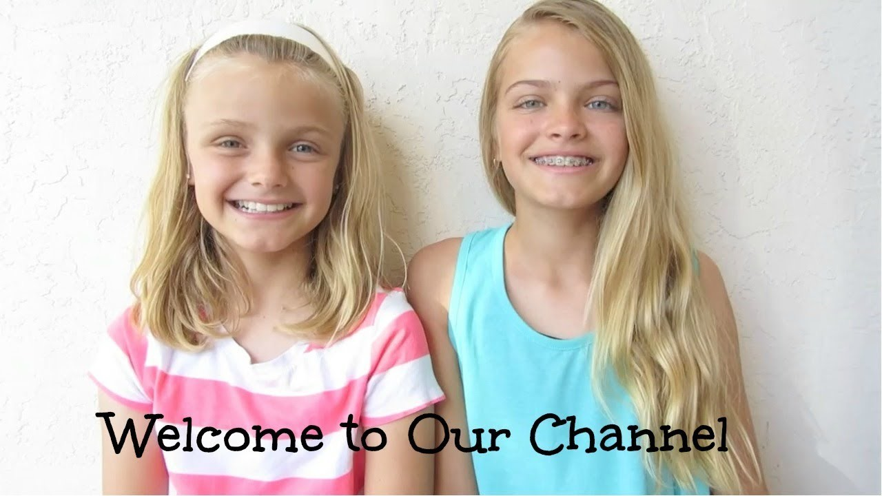 Welcome to Our Channel ~ xoxo Jacy and Kacy