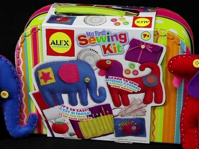 Alex Toy's My First Sewing Kit (195WN)
