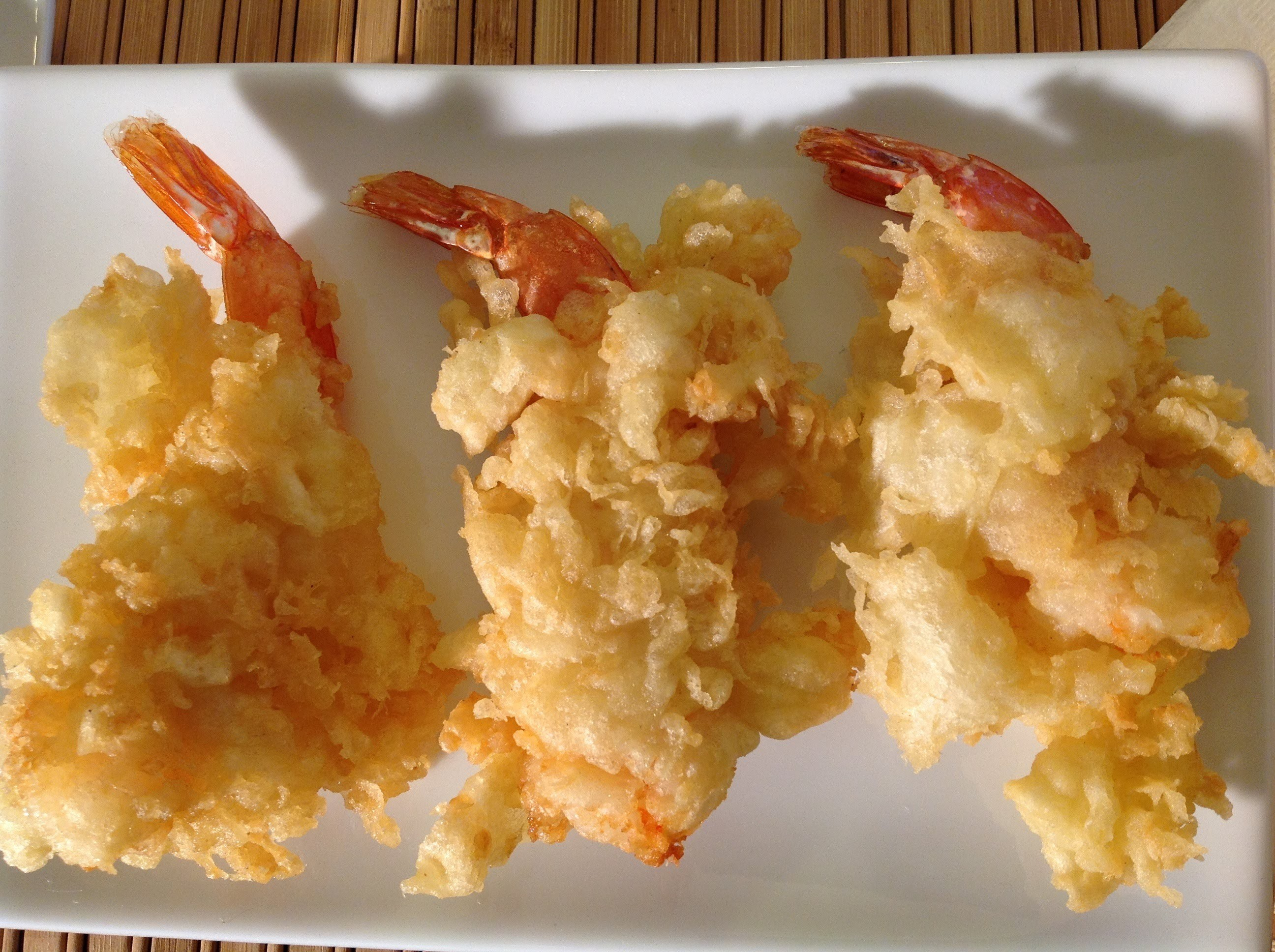 Asian Fried Tempura Shrimp-How To Cook Asian Fried Shrimp-Prawns-Recipes