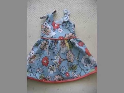 Baby Dress Free Pattern