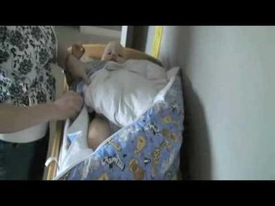 Baby sleep sack: Kangapouch