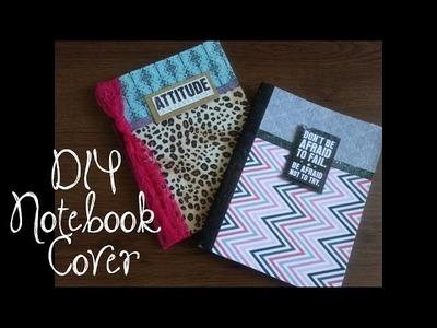 Back to School: Notebook Cover | SugarStilettosStyle