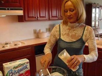Betty's New Year's Brunch Praline Biscuits