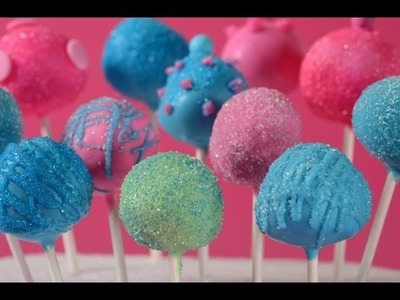 Cake Pops Recipe Demonstration - Joyofbaking.com