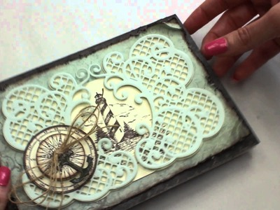 Heartfelt Creations Balmy Breeze Stamp and Die Collection