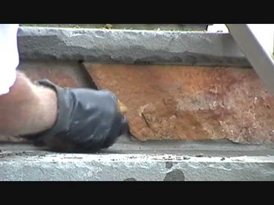 How I build stone or masonry steps (part 1of 6) MIke Haduck