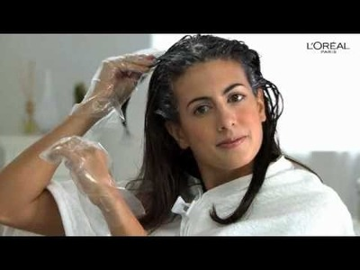 How to apply: Healthy Look Crème Gloss Colour │L'Oréal Paris Canada
