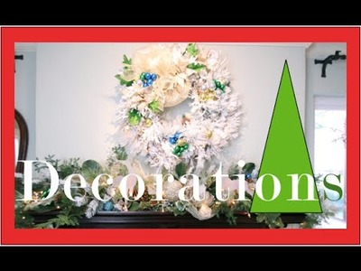 How to Decorate for Christmas - Decorations and Christmas Decorating Ideas