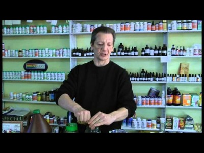How to Make An Herbal Extract