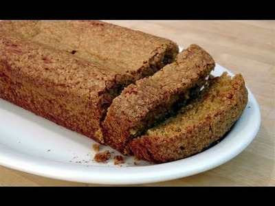 How to Make Homemade Pumpkin Bread - Recipe by Laura Vitale - Laura in the Kitchen Ep. 75