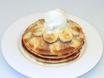 How To Make Pancakes Video Recipe