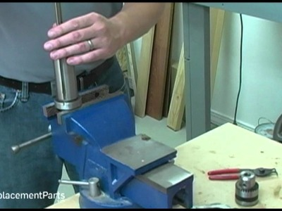 How to Repair a Drill Press Spindle