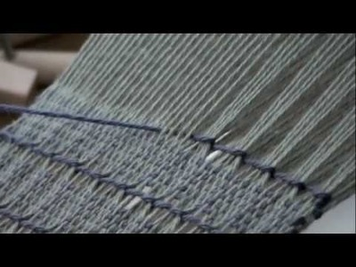 How to Weave a Brooks Bouquet Pattern on a  Rigid Heddle Loom with PattyAnne