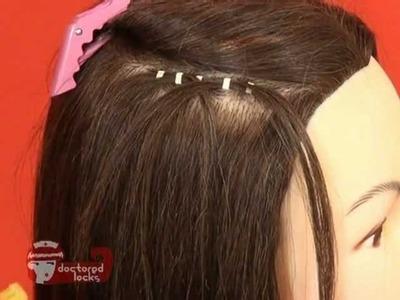 Linkies Track Weave Hair Extension Tutorial