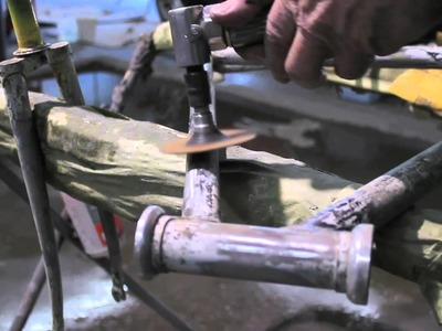 Locked In: How to Paint. Restore Your Bike Frame Part 1