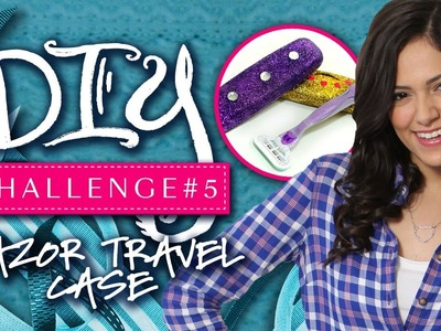 Macbarbie07 & Jasmine V Razor Travel Case DIY Challenge #5