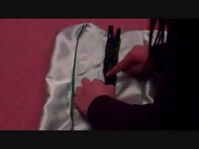 Making a Simple Pencil Dress