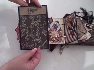 Mini Album, steampunk , G45
