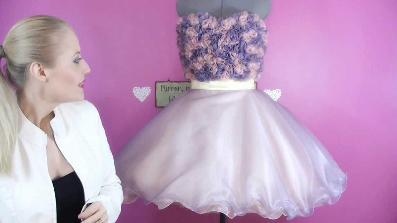 "My ""Garden Party"" Dress Design!!!"