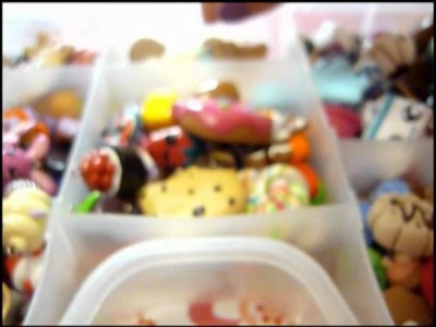 My Polymer Clay Charms Collection ✿