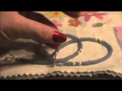 Necklace Clasp Tutorial