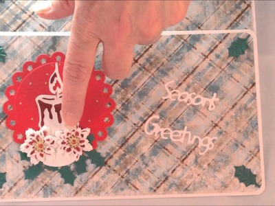 Nellie Snellen Christmas Multiframes and Shape Dies