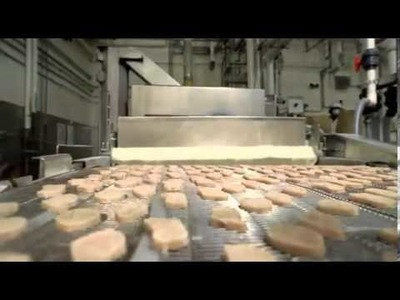 No PINK GOOP - McDonald's Reveal How They Make Chicken McNuggets Only From Breast